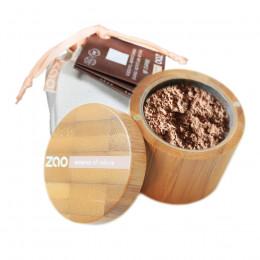 Fond de teint Mineral Silk - beige noisette - 505 - 15 g