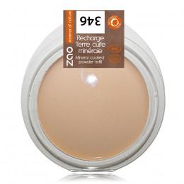 Recharge terre cuite minérale - matifiante - 346 - 18 g