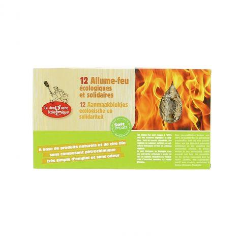 87211aed616 Allume-Feu végétal - 12 pièces - SeBio