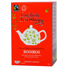 Rooibos BIO - 20 infusettes