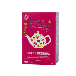 Tisane de baies rouges BIO - 20 infusettes