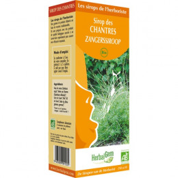 Sirop des chantres Bio 250 ml