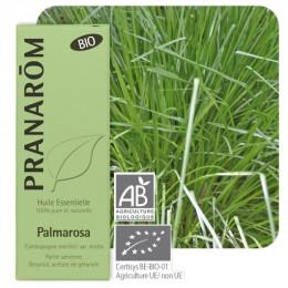 Huile essentielle de Palmarosa  BIO - 10 ml