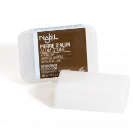 Pierre d'Alun en boîte - déodorant - 90 g