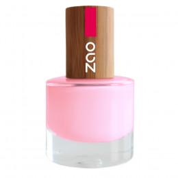 Vernis à ongles - rose nacré - 654 - 8 ml