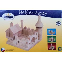Jeu de construction : petit architecte - à partir de 5 ans *