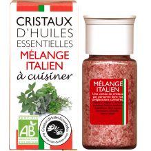 Cristaux d'huiles essentielles à cuisiner - italien - 10 g