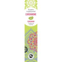 Encens traditionnel Indien Cardamone 20 g