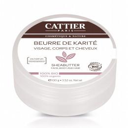 Beurre de Karité visage, corps et cheveux - 100 g