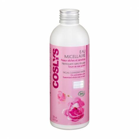 Eau micellaire BIO peaux sèches et sensibles totem de rose 200 ml