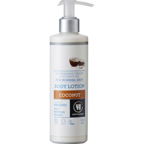 Lotion pour le corps pour peaux normales au nectar de noix de coco BIO 245 ml