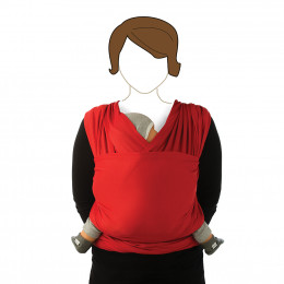 Tricot Slen COOL - 932 Rouge *