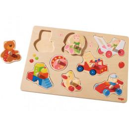Puzzle - Mes premiers jouets -à partir de 1 an