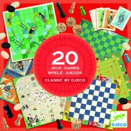 Classic box - 20 jeux - à partir de 6 ans