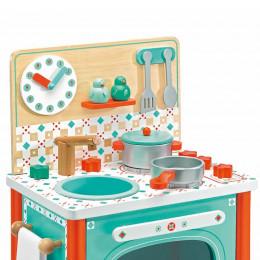 La cuisinière de Léo - A partir de 3 ans