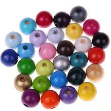 Perles arc-en-ciel - 60 pièces - à partir de 3 ans