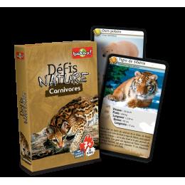 Défis Nature Carnivores - à partir de 7 ans