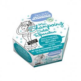 Mon shampooing solide réparateur BIO - cheveux ternes et fatigués - 85 g