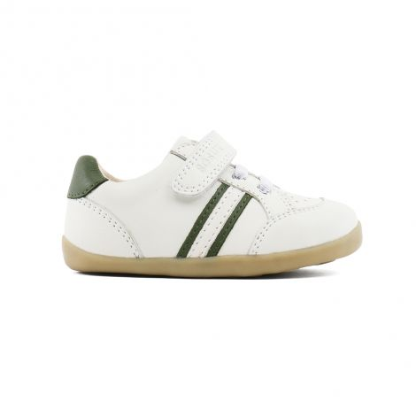 Chaussures Step Up - Trackside White/Army 723711