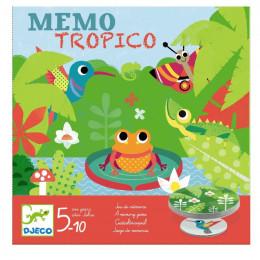Memo tropico - A partir de 5 ans *