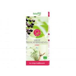 Sirop refroidissements Bio 250 ml