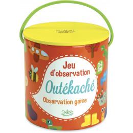 Jeu d'observation Outékaché - à partir de 3 ans