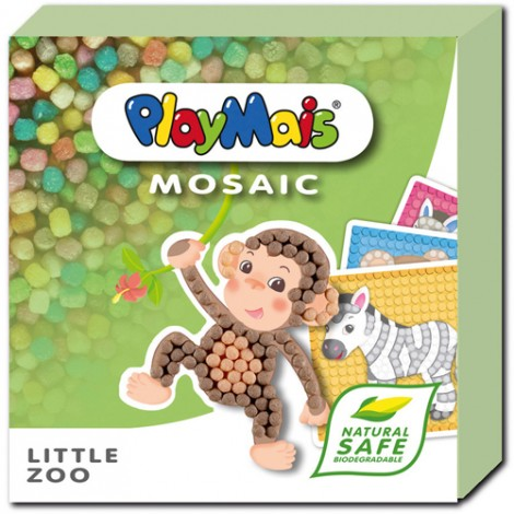 Mosaic Zoo - à partir de 5 ans