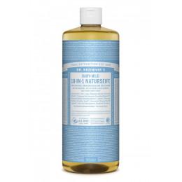 Savon de Castille multi-usage 18 en 1 Baby-Mild sans parfum 945 ml