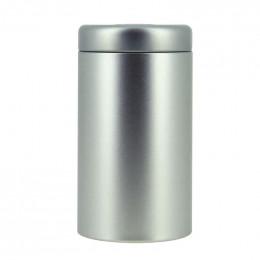 Boite métallique pour la conservation du thé