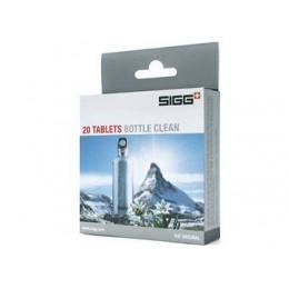 SIGG Bottle Clean / pastilles de nettoyage - 20 tablettes