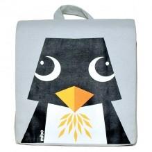Sac à dos / cartable maternelle - Pingouin