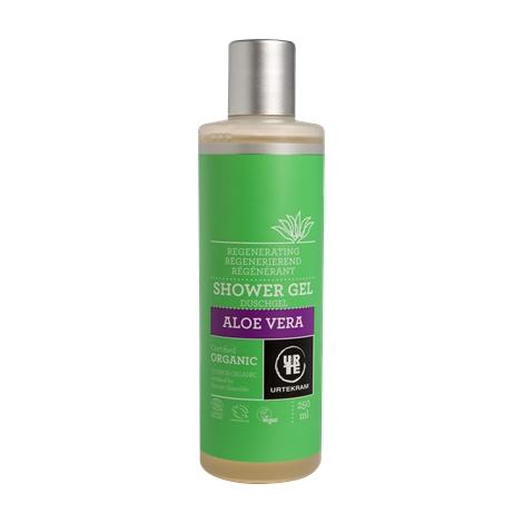 Gel douche régénérant à l'aloe vera BIO 250 ml