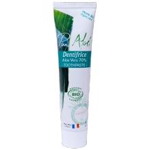 Dentifrice à l'aloe vera 70% BIO 75 ml