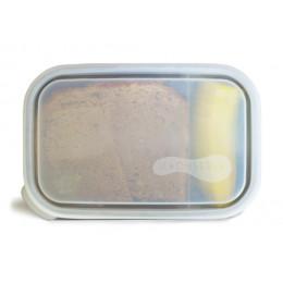 Couvercle de rechange To-Go - pour boîte rectangulaire 740 ml - Cristal transparent
