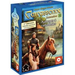 Carcassonne Extension 1 Auberges et cathédrales - à partir de 7 ans