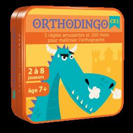 OrthoDingo CE1 - 2ème primaire - à partir de 7 ans