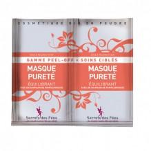 Masque Pureté équilibrant 2 x 8 g