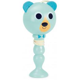 Bilboquet ours - Ingela P. Arrhenius - à partir de 5 ans *