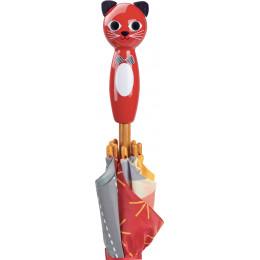 Parapluie pour enfant chat - à partir de 3 ans