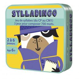 SyllaDingo - à partir de 6 ans