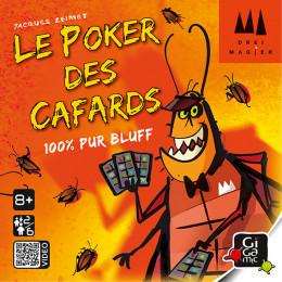 Le poker des cafards - à partir de 6 ans