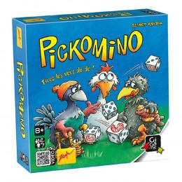 Pickomino - à partir de 8 ans