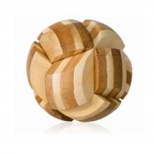 Casse-tête en bambou Sphère - à partir de 8 ans