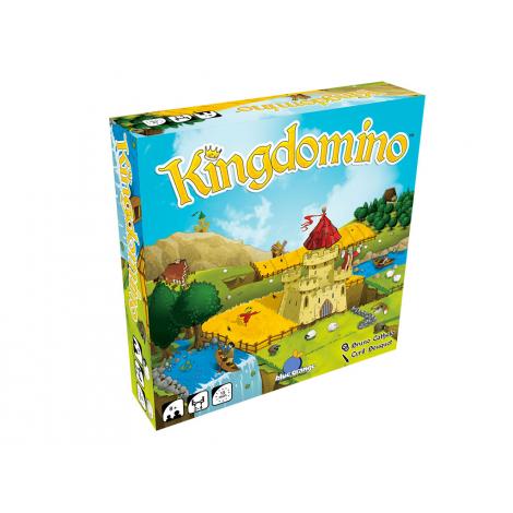 Kingdomino - à partir de 8 ans