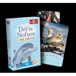 Défis Nature des petits - Mer - à  partir de 4 ans