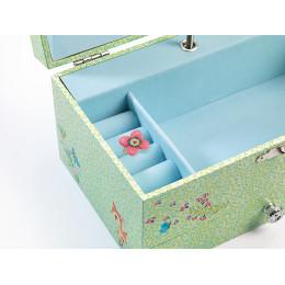 Boîte à bijoux musicale mélodie du Faon - à partir de 4 ans