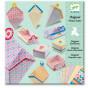 Origami 'Petites boîtes' - à partir de 7 ans