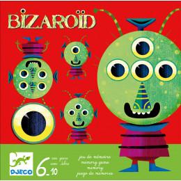jeu comique  'bizaroid'