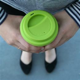 Tasse isotherme - 480 ml - Capuchon vert
