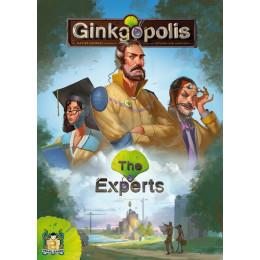 Ginkgopolis - Extension The experts - à partir de 13 ans *